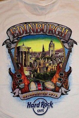 Hard Rock Cafe Melbourne T Shirt