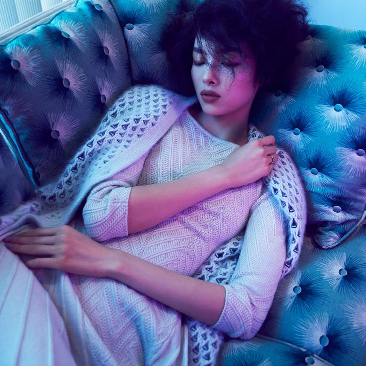 Fei Fei Sun by Lachlan Bailey for Vogue China September 2012.