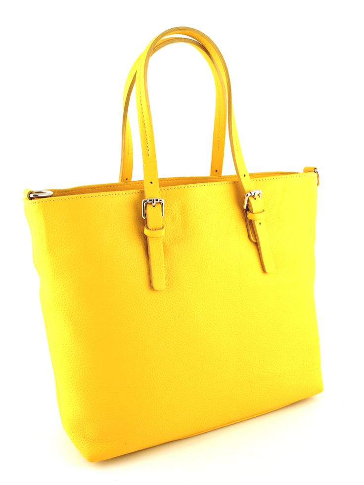 Palermo Giallo. Underline your personality with this fresh color.