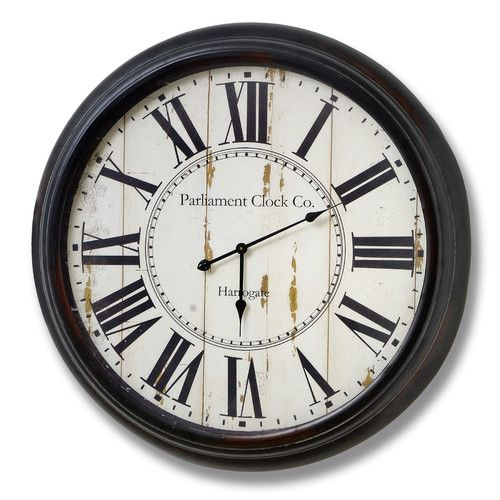 stylist and luxury giant clocks. Large Parliament Wall Clock  The Pallet House 13 best Big clocks images on Pinterest