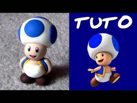 TUTO FIMO | Toad (de Mario) - YouTube