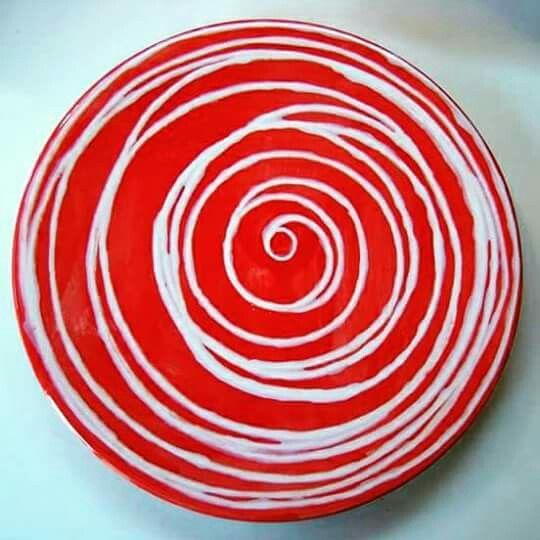 Colgante #juliadobon #ceramic #ceramica #platos #artesania
