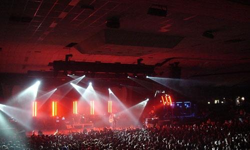 Festival Hall, Melbourne