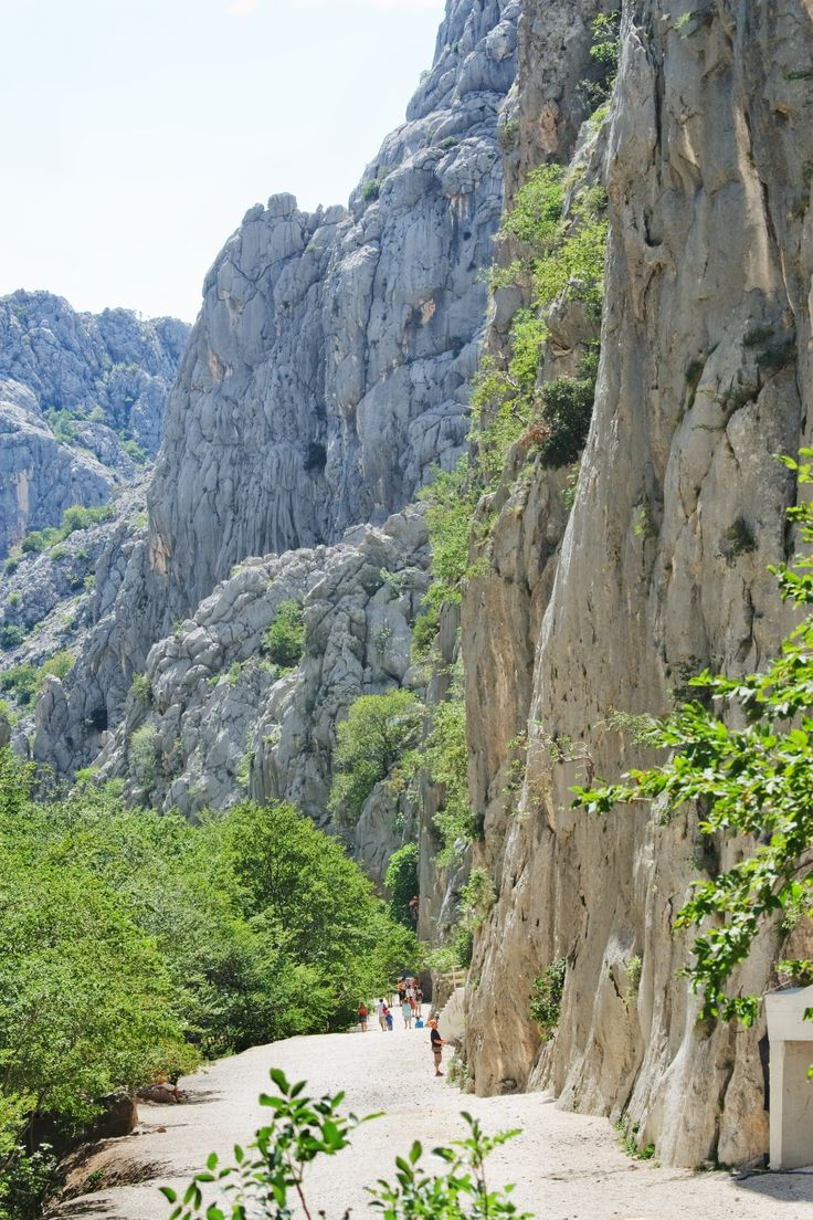 Paklenica National Park, Northern Dalmatia, Croatia