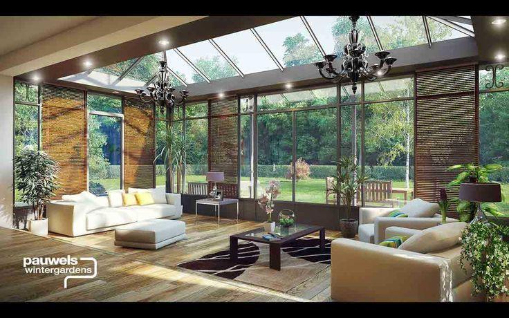 1000 images about wintergarten beheizt on pinterest modern and verandas. Black Bedroom Furniture Sets. Home Design Ideas