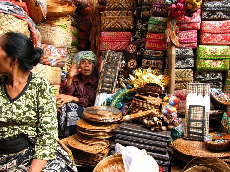 Ubud - Pasar Ubud (market)