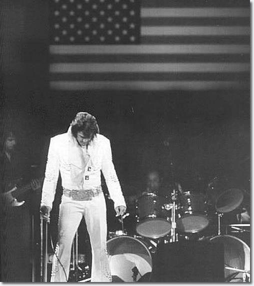 Elvis Presley : Madison Square Garden : Opening Night : Friday June 9th 1972