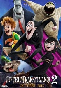 Hotel Transylvania 2 is an Animation, Comedy, Family, English, movie directed by Genndy Tartakovsky.