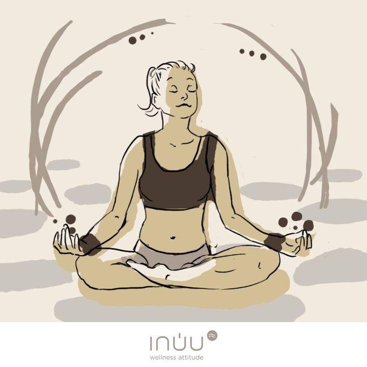 Aprende a relajarte Simplemente cierra los ojos, respira profundamente e intenta ser consciente de todo lo que te rodea. Si tienes la oportunidad, prueba una clase de yoga.  Vacía tu mente por un instante y tómate las cosas con calma.