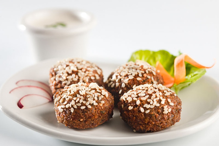 #Falafel. Lebanese #food. Typical lebanese #recipe. #Receta típica libanesa