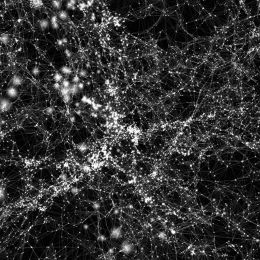 Visualizing The Cosmic Web That Holds The Universe Together | Co.Design | business + design