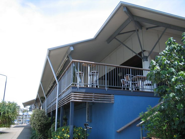 Ritek Roof Systems offer the ideal roofing solution for venues such as taverns.