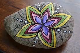 Resultado de imagen de piedras pintadas