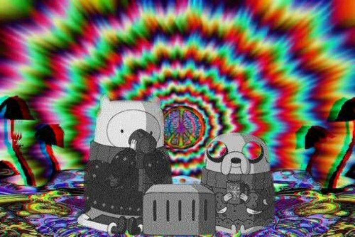 Adventure Time, acid trip