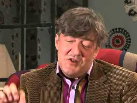 Stephen Fry - The Fry Chronicles (Clip 1)