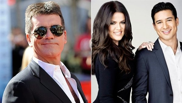 Simon Cowell wants new hosts Kardashian and Lopez to speak their minds on #XFactor