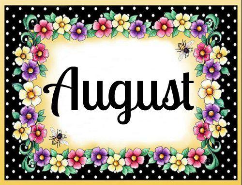 Clip Art Calendar August : Best what month is it images on pinterest calendar