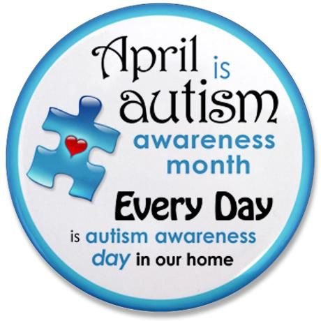 April is Autism Awareness Month, every day is autism awareness day in our home. | https://specialkids.company/