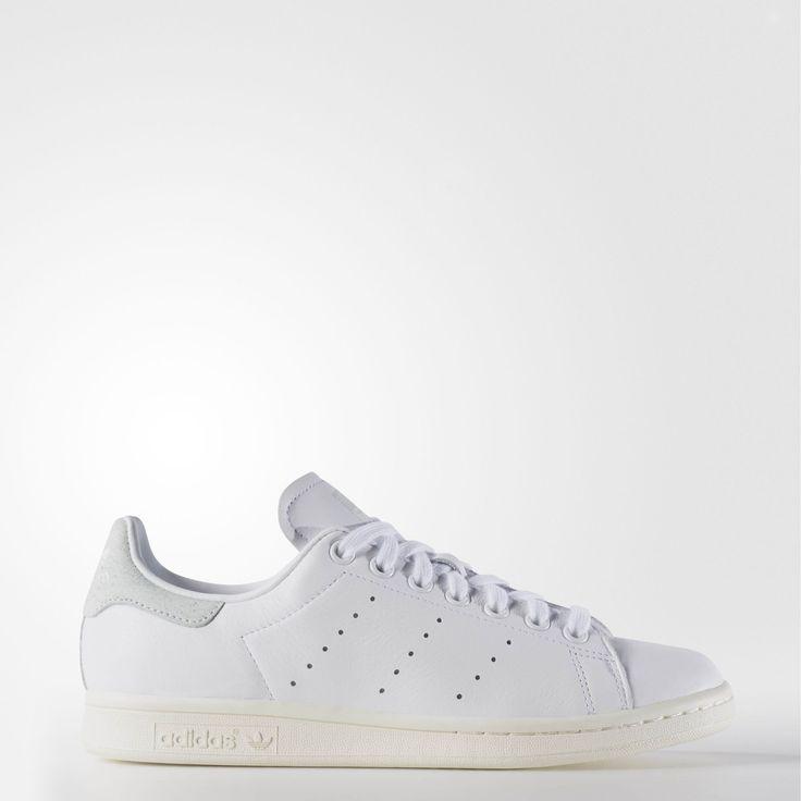 Formateurs Stan Smith Avec Reptile Dos Contre - Blanc Adidas Originals ikWXBJeX