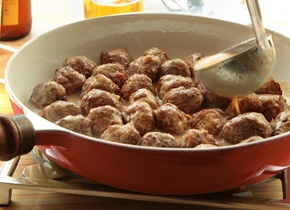 Swedish Meatballs | Recipes | Pinterest