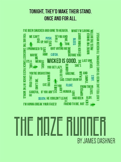 The Maze Runner Series by James Dashner | Maze Runner ...