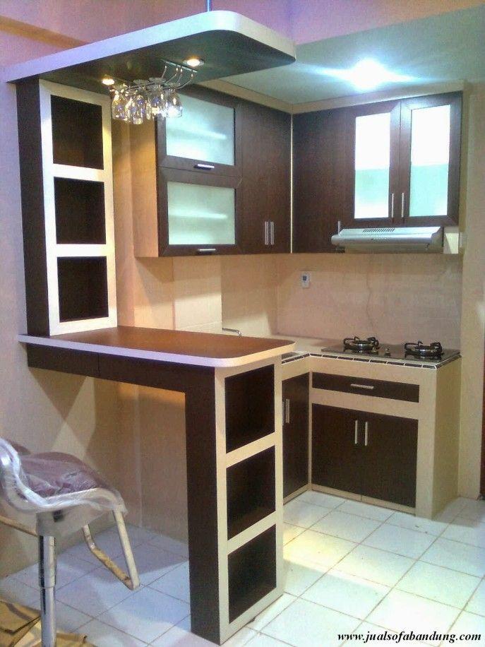 modern kitchen small