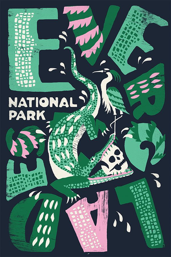 Art to Support US National Parks | Thought & Sight