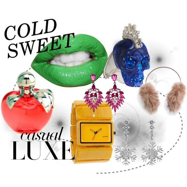 """INVIERNO"" by klosp-va on Polyvore"