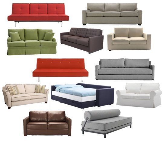 Best Sleeper Sofas & Sofa Beds 2012 — Apartment Therapy's Annual Guide | Apartment Therapy