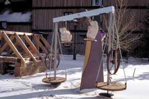 playscapes: Playable sculpture by Robert Tully, Colorado