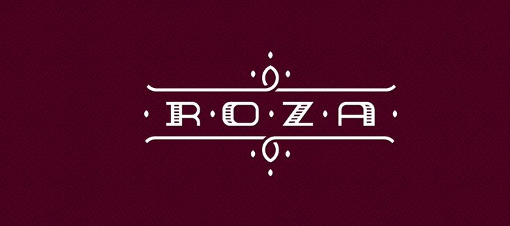 Roza by alekchmura.com (via Creattica)