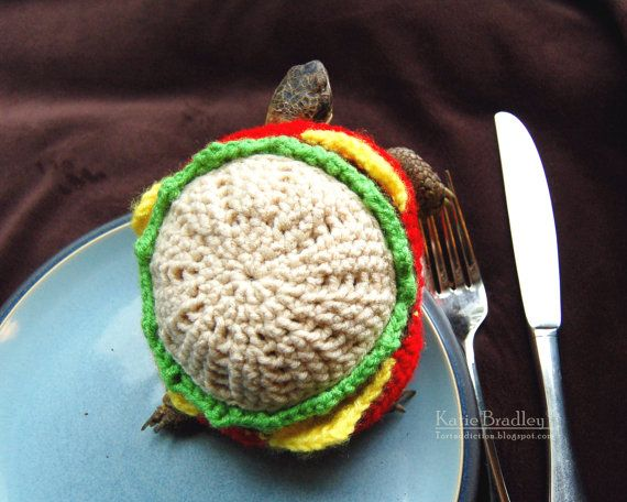 Burger Sweater