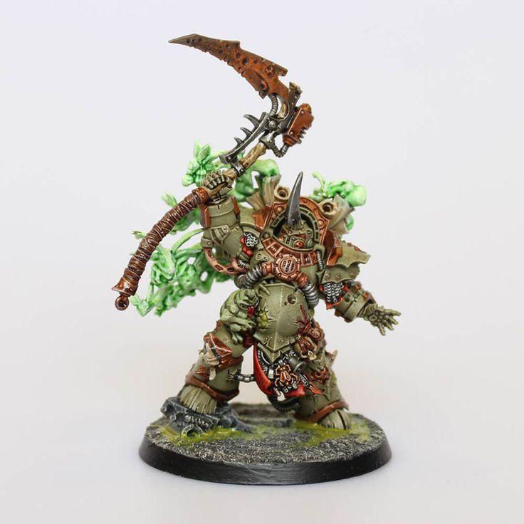 Codex: Death Guard. Impressions