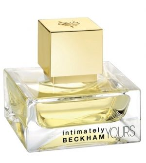 Intimately Beckham Yours Women: Dodgy Name, Lovely Scent