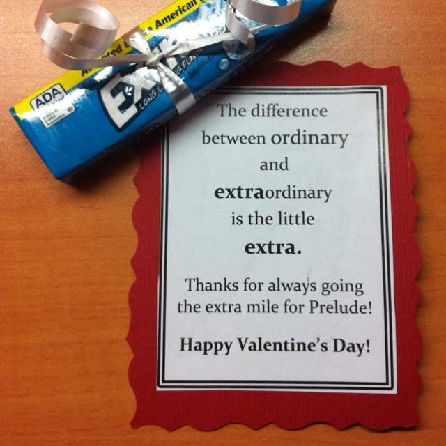valentine's day office treats