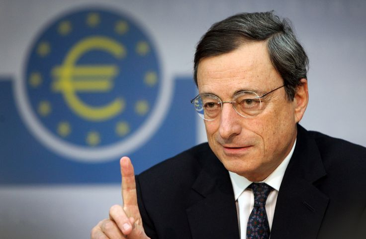 FT Votes Mario Draghi Person Of The Year