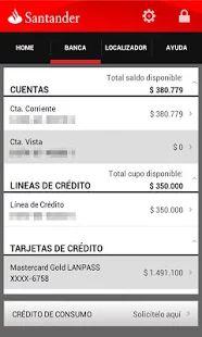 Banca Personas: miniatura de captura de pantalla