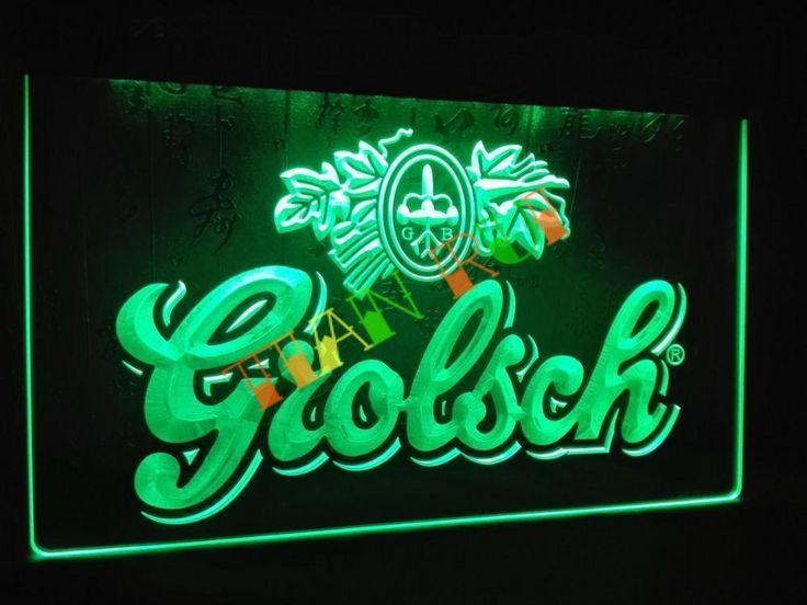 LA007- Grolsch Beer Bar Pub Club NEW LED Neon Light Sign #Unbranded #NewClassicalPostmodern