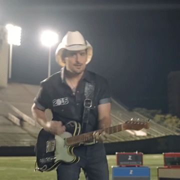 Your summer needs some 'sunshine mixed with a little hurricane' Tickets to see #BradPaisley sing this live wouldn't hurt, either. Get yours today!