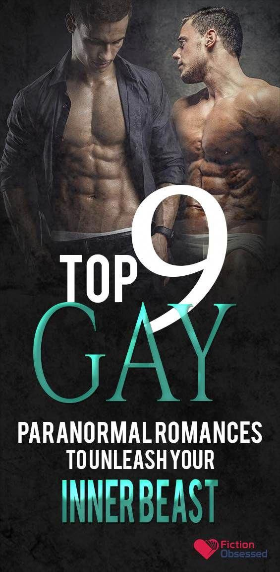 Top 9 Gay Paranormal Romances (Unleash Your Inner Beast