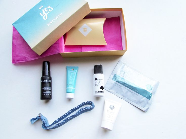 Birchbox review www.sparkleshinylove.com