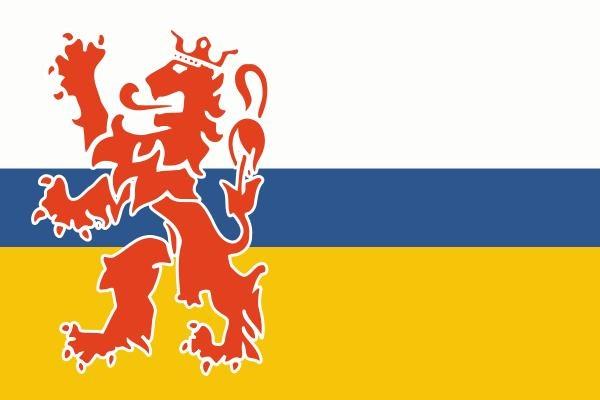 Vlag van provincie Limburg