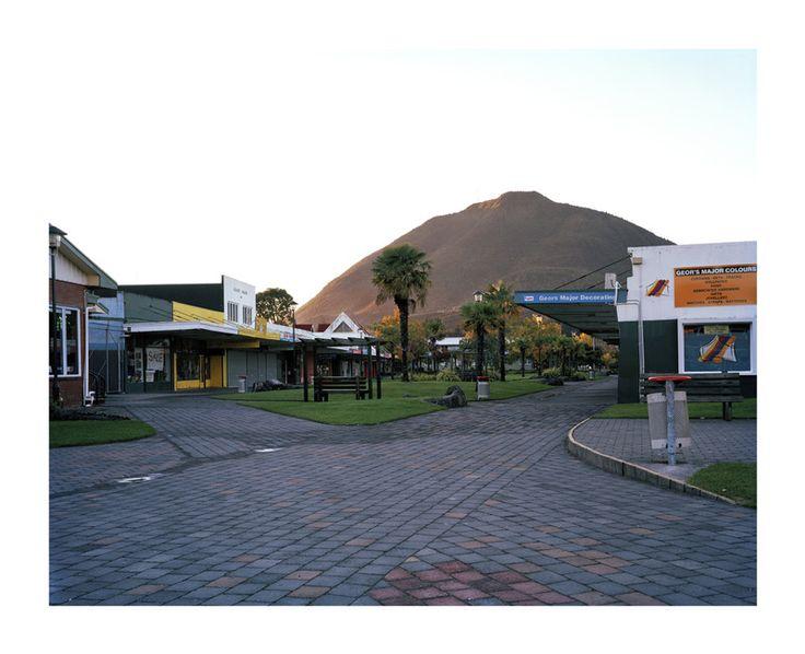 Fiona Amundsen; 2007.   Jellicoe Court, Kawerau,