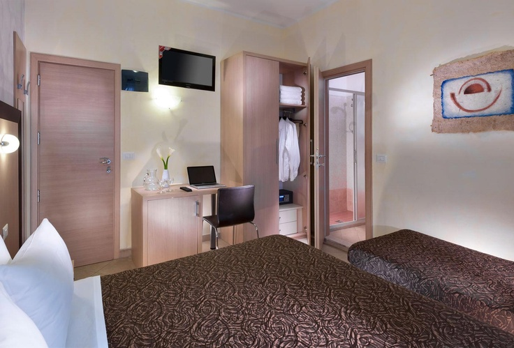 Hotel Rubens  Rivazzura di Rimini camera tripla