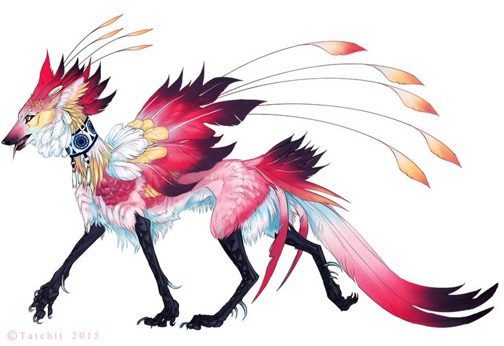 Gradiented Feonix by Tatchit.deviantart.com on @DeviantArt