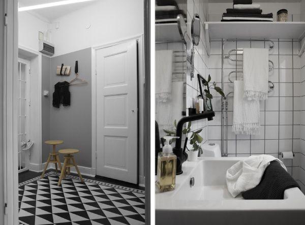Un appartamento maschile