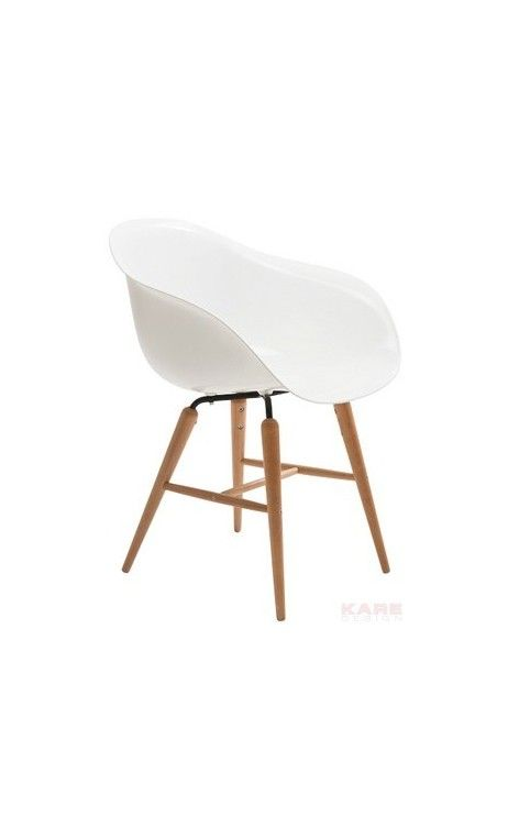 25+ best ideas about Chaise Pied Bois on Pinterest Pied meuble, Pied table metal and Pied  # Chaise Moderne Bois