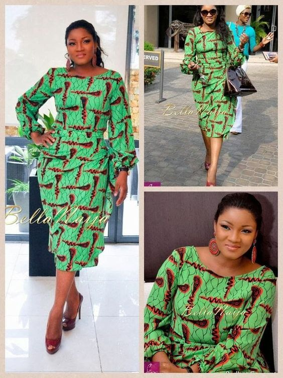 6789de73d2 Traditional ankara wrapper and blouse styles for big and beautiful women