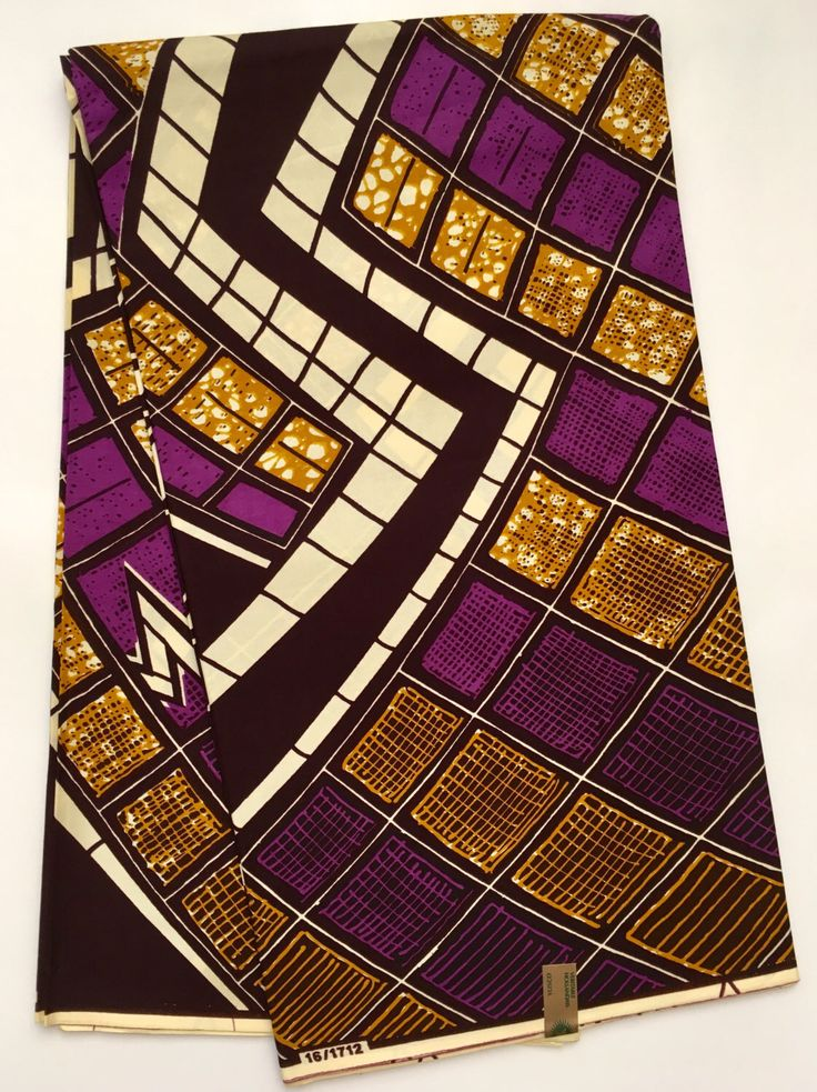 A personal favorite from my Etsy shop https://www.etsy.com/listing/486878336/african-print-fabric-dutch-wax-ankara