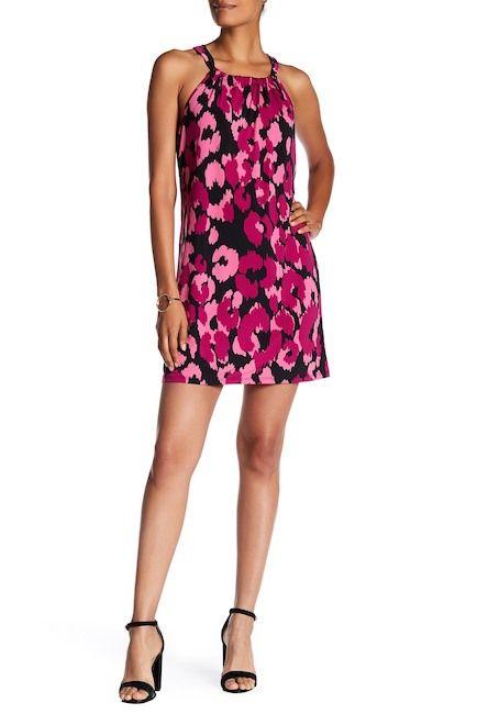 Image of Trina Turk JuJu Print Jersey Shift Dress